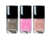 chanel nail colour film & style