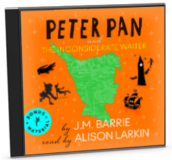 Peter Pan Audiobook