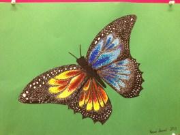 Pointillism Gr.8
