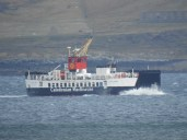 Ferry to Raasay
