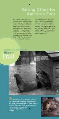 Zoo history trail 11