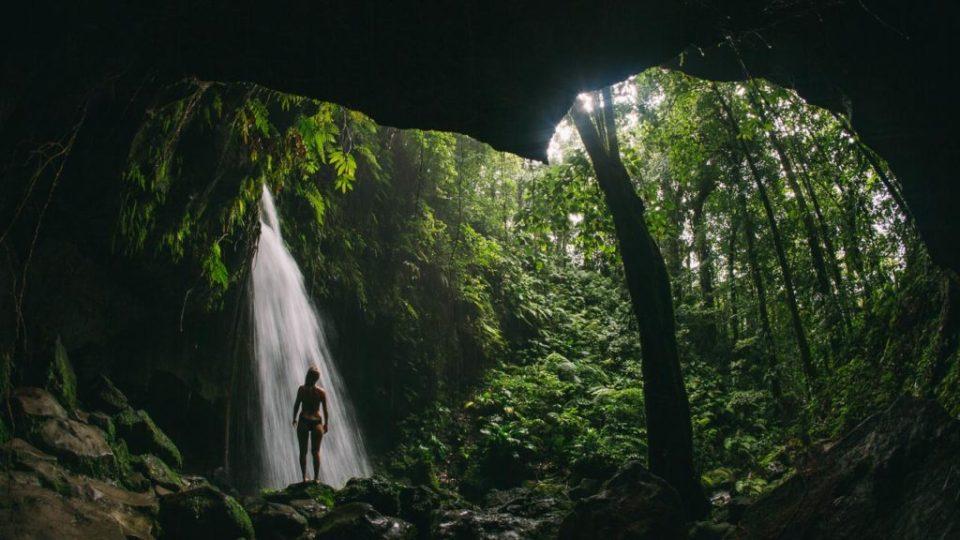 Morne Trois Pitons National Park