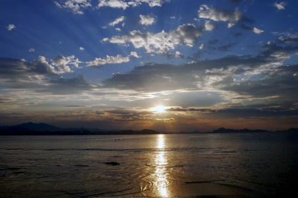 Boxing Day sunrise 1