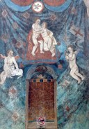 Mural in convent