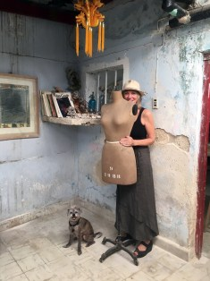 2017 Merida Artist Studio Tour, the uber cool studio of Lilián Rivera