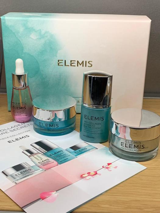 Elemis 4 piece collection