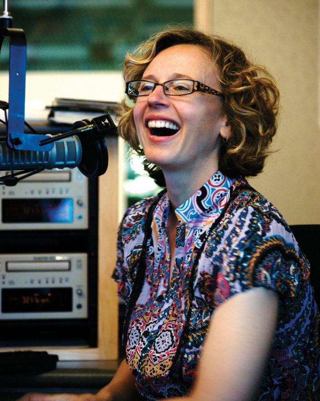 Alison Young is a voice artist, flutist and long distance backpacker.