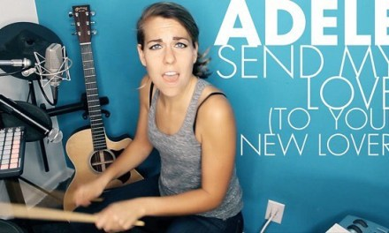 IT'S FINALLY HERE! New One-Gal Band video! Watch me play all the things in the link in my bio