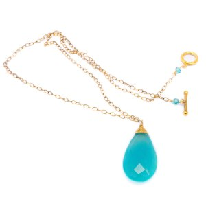 Fixed Length Pendant Necklaces