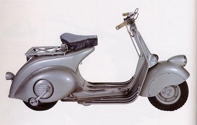 scooter tarihi