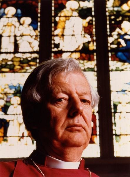 David Edward Jenkins by Alistair Morrison