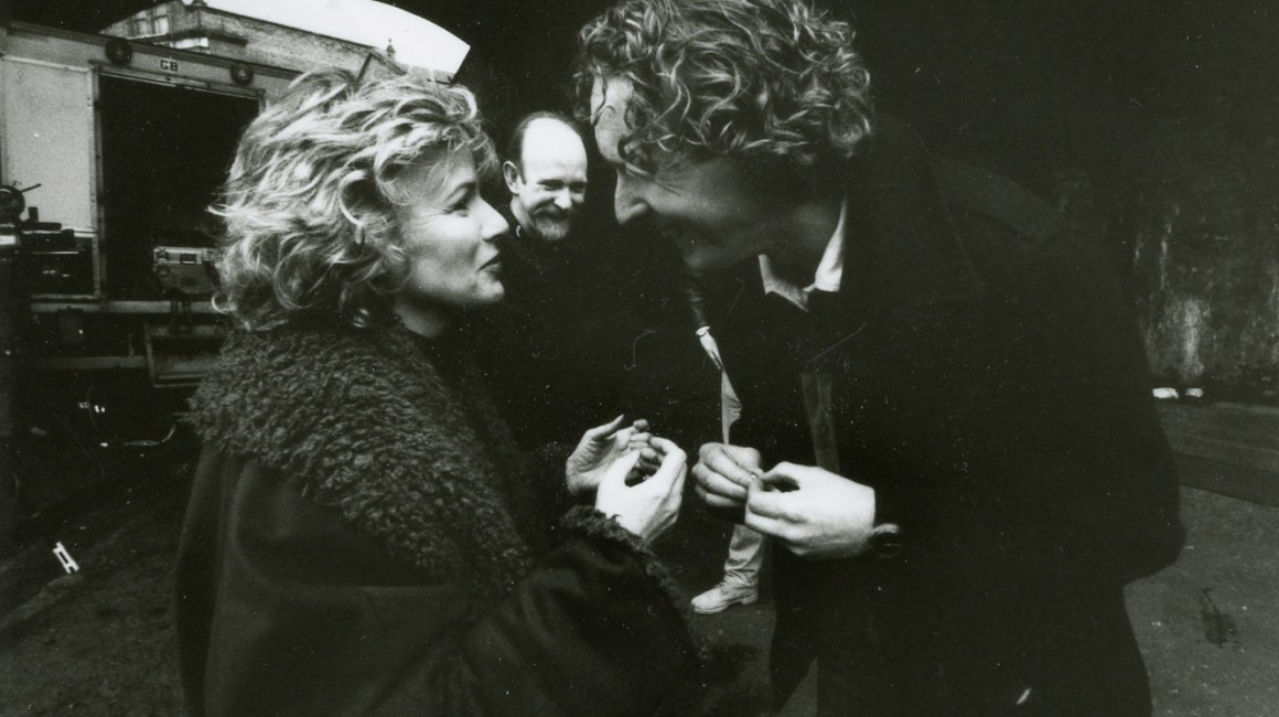 alistair morrison with julie walters