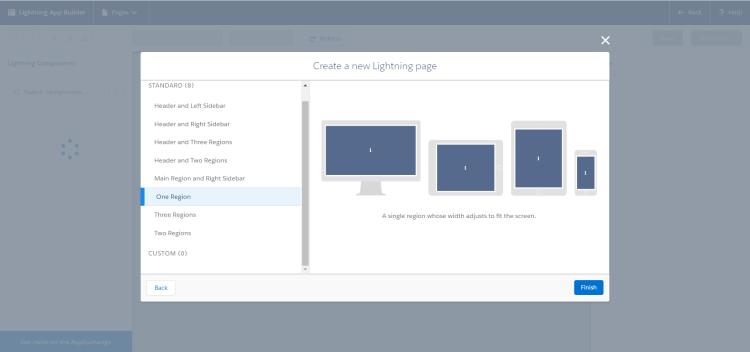 VSCode Lightning Page