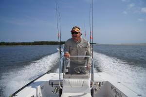 Captain Griffin Jekyll Island Fishing