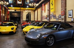 Signature Car Collection Exotic Rental