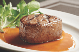 steak filet mignon