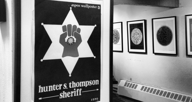 Hunter S Thompson Gonzo Museum