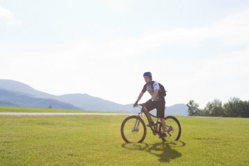 Trapp Family Lodge Mountain Biking