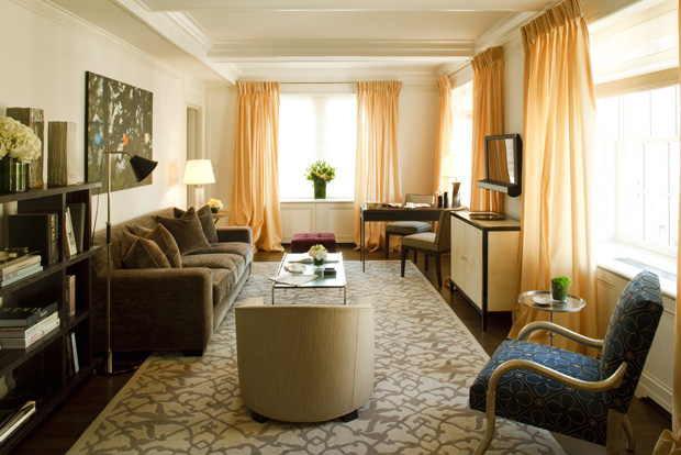 A suite at the iconic Mark Hotel