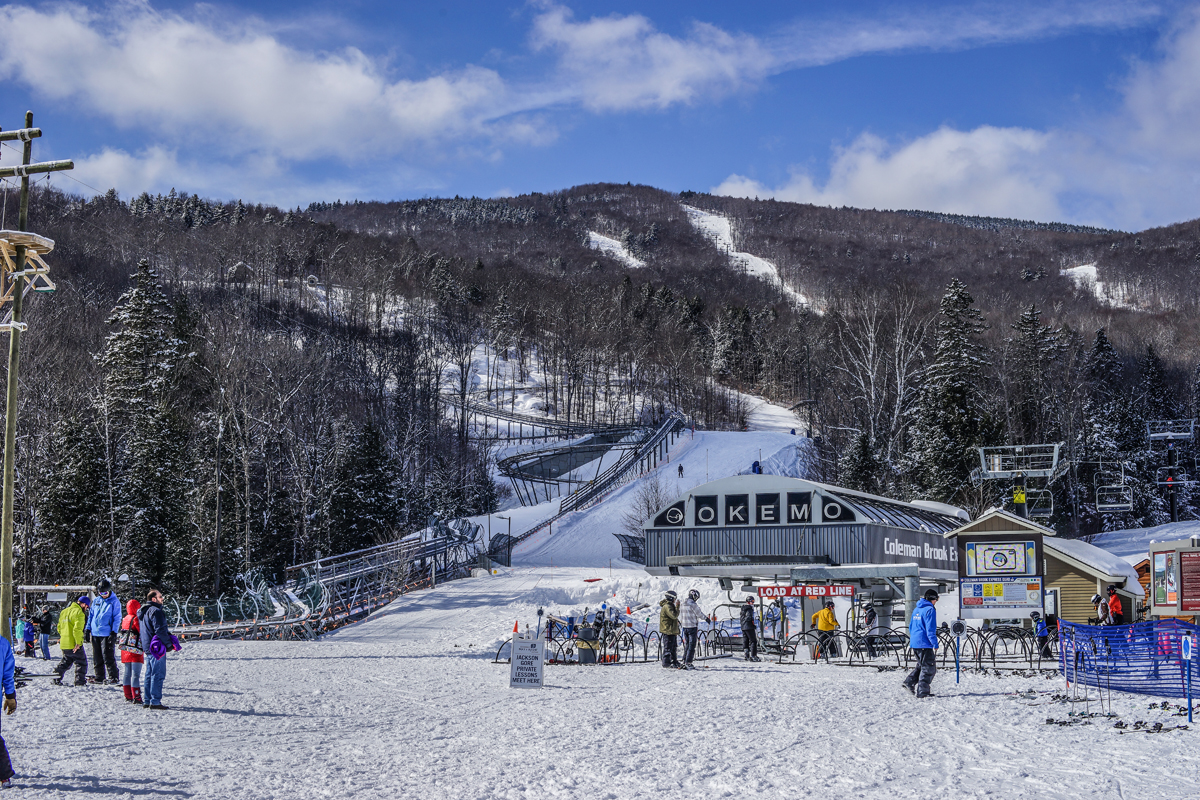 7 reasons to visit vermont's okemo mountain resort | alister & paine