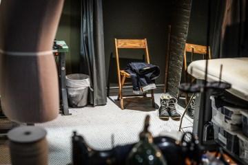 Nudie Jeans Selvage Men's Fashion Denim