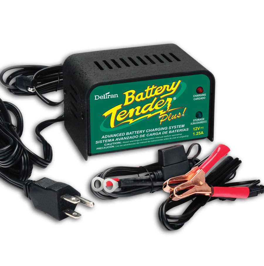 Battery Tender Plus Charger motorcycle battery