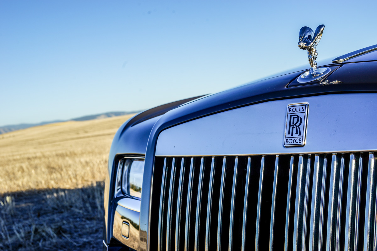 2016 Rolls Royce Phantom