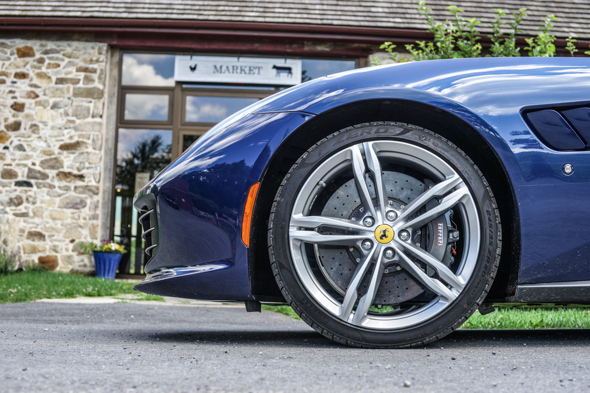 2017 Ferrari GTC4 Lusso Photo by Brian Aitken