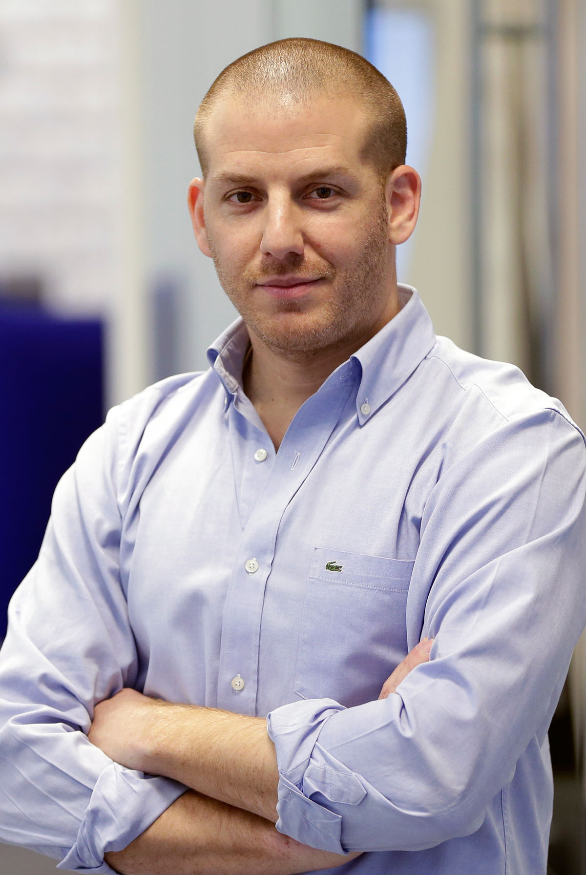 Ross Sapir, CEO of Roadway Moving