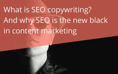 What is an SEO copywriter?