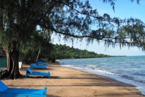 Rabbit Island, Kep