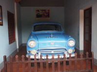 The car driven by Thich Quang Duc - the monk who burnt himself to death in protest