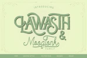 Lawasth & Mooglonk family