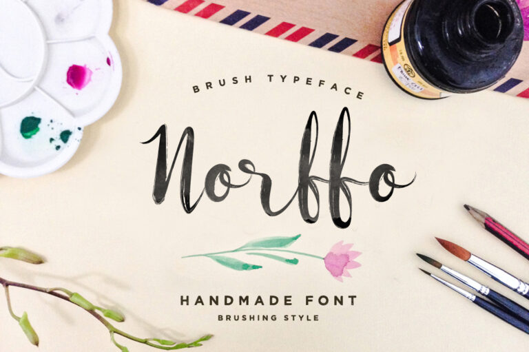 Preview image of Norffo Font