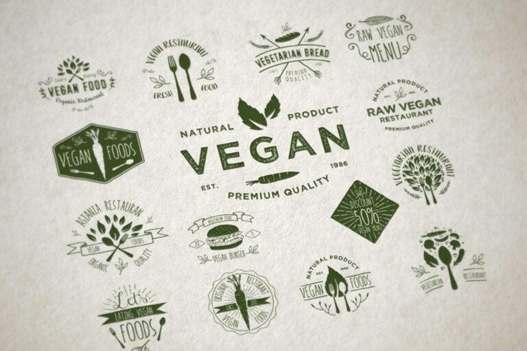 Preview image of 15 Vegetarian Foods Badges