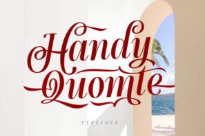Handy Quomte