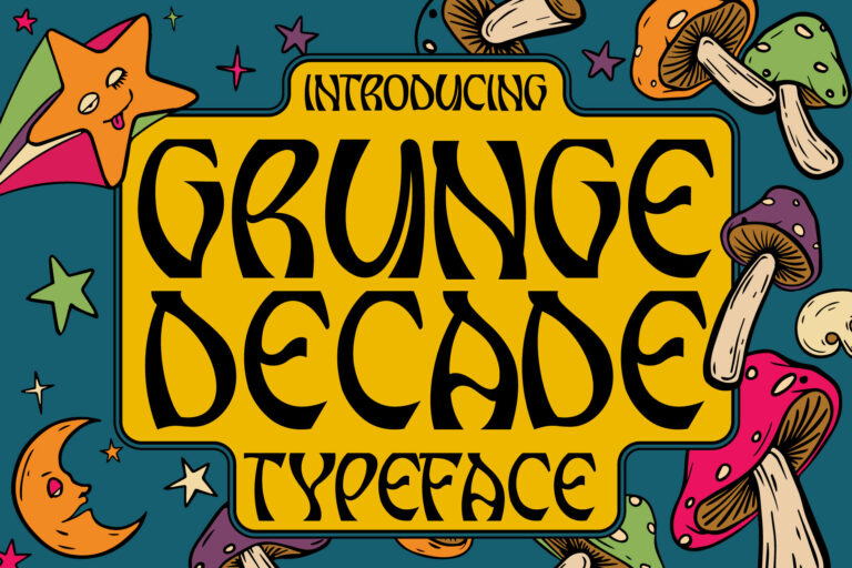 Preview image of Grunge Decade