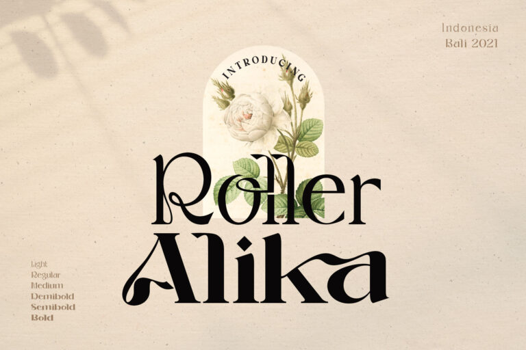 Preview image of Roller Alika