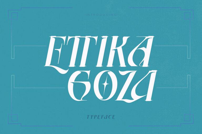 Preview image of ETTIKA GOZA
