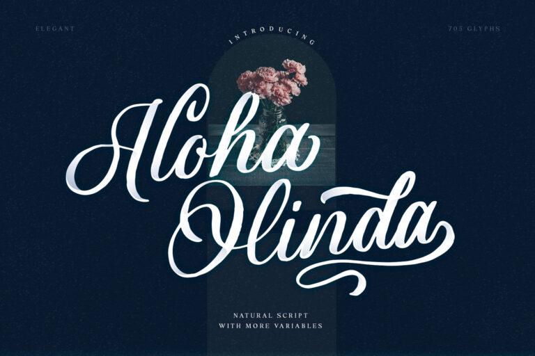 Preview image of Aloha Olinda