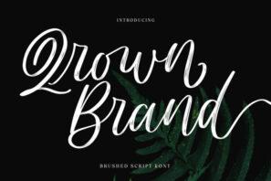 Qrown Brand