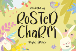 Rosted Charm