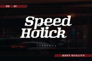 Speed Holick
