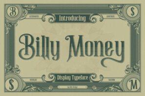 Billy Money