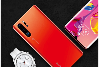 Photo of Huawei P30 Pro The Mobile that won the EISAawards for Best Product 2019-2020