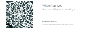 whatsapp web scanner
