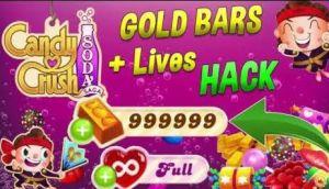 Gold Bar Candy Crush Saga Mod Apk