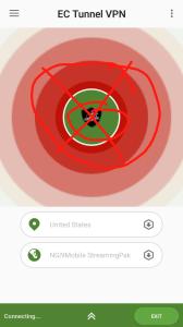 9mobile socialpack cheat on EC Tunnel VPN