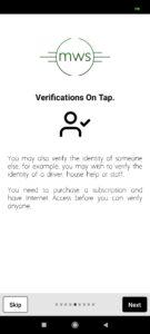 Nimc Mobile App verification process