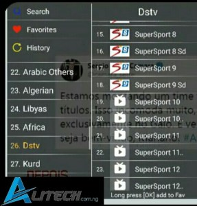 How to watch DSTV free on android